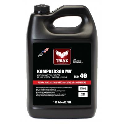 TRIAX Kompressor MV  ISO 46 Full sintetic Ulei Compresor aer