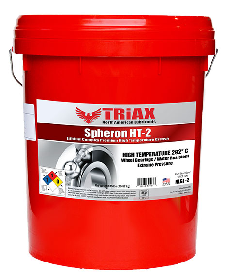 TRIAX Spheron HT-2 (Vaselina de Rulmenti 300 C) High Temp Grease