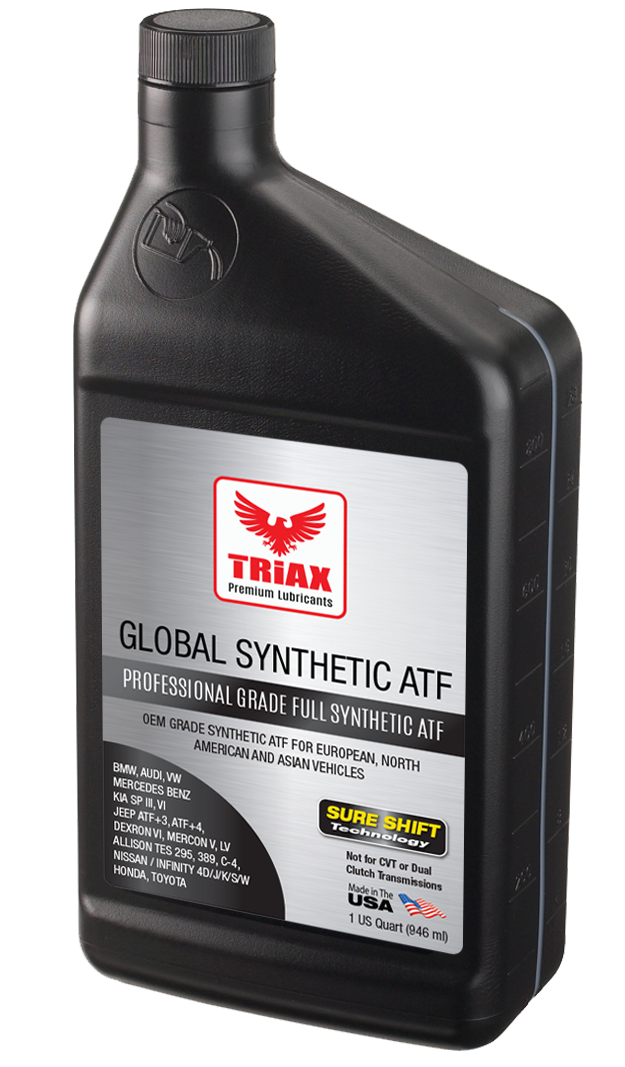 TRIAX GLOBAL Full Synthetic ATF (Pe original) - All Vehicle