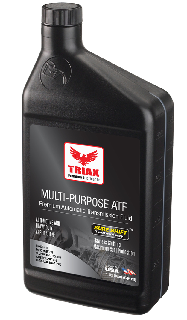 TRIAX Multi-Purpose ATF (Dexron III / Mercon)