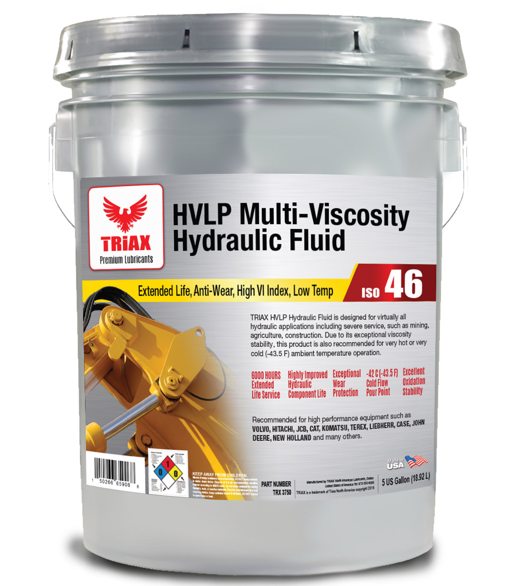 TRIAX Multi-Viscosity HVLP 46
