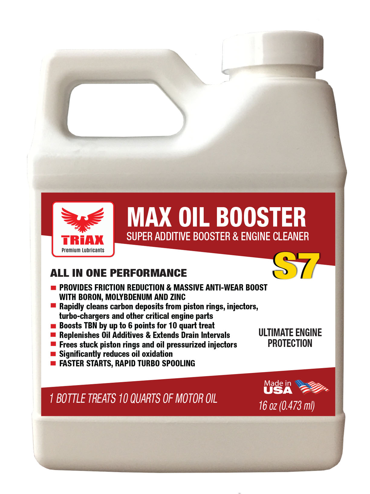 TRIAX S7 Max Oil Booster