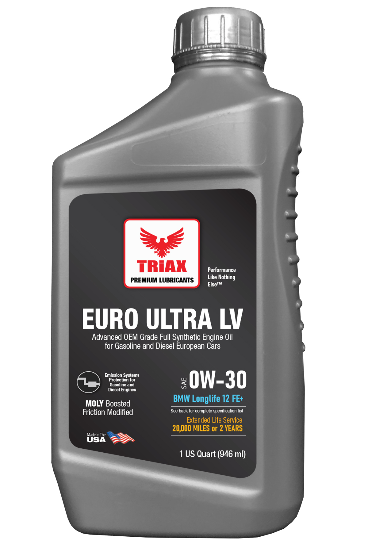 TRIAX Euro Ultra LV 0W-30 Full sintetic