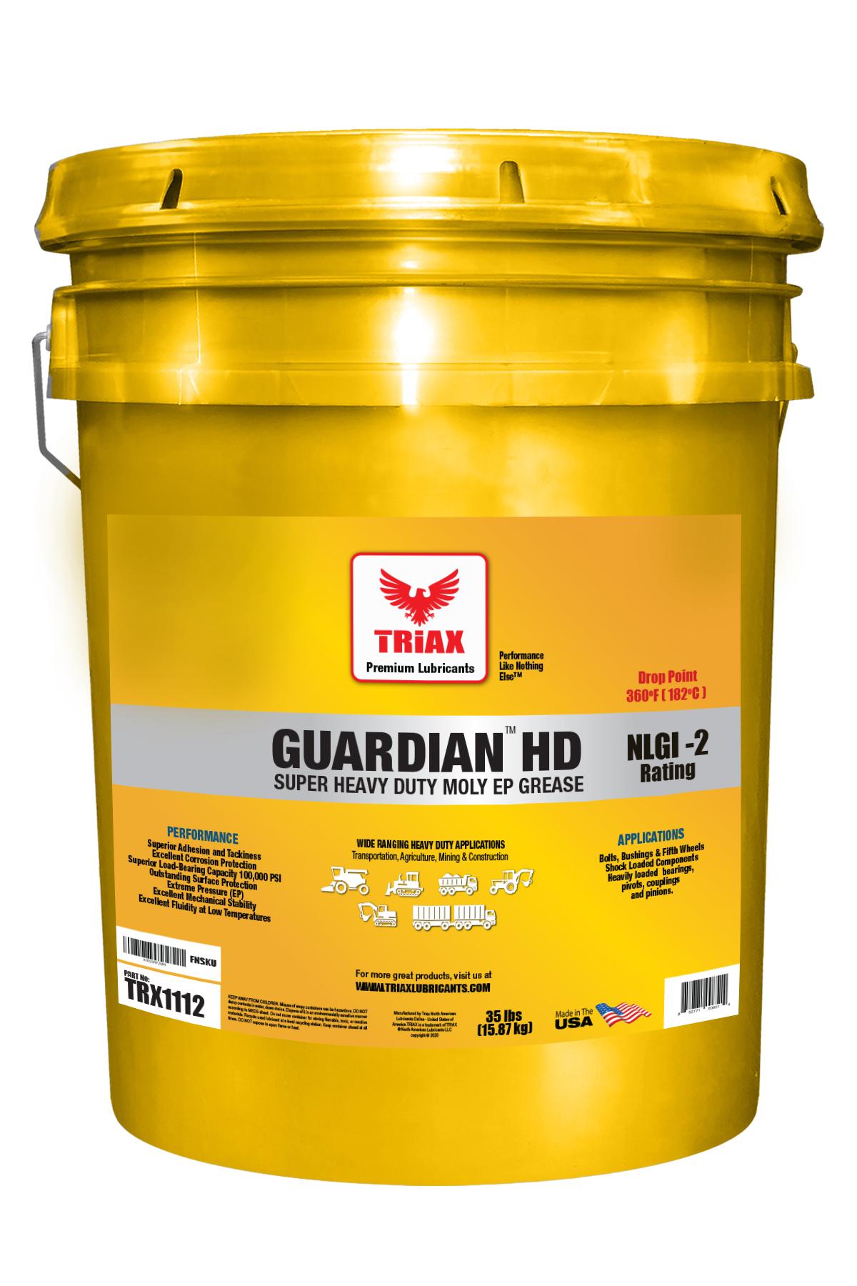 TRIAX Guardian GM 2  - Vaselina Heavy Duty Grafitata Moly