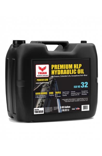 TRIAX Powerflow Hydraulic Fluids (HLP) 32, 46, 68